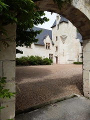Manoir de Grissay - Français:   Manoir de Grissay (Inscrit)