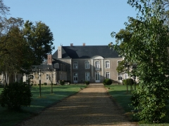 Château de la Roche-Jacquelin - Français:   Daumeray - Château de la Roche-Jacquelin