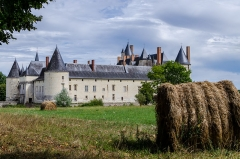 Château du Plessis-Bourré - This building is indexed in the Base Mérimée, a database of architectural heritage maintained by the French Ministry of Culture, under the reference PA00109098 .