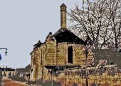 Chapelle Sainte-Catherine ou lanterne des morts - Français:   13è siècle, également chapelle St Catherine