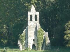 Eglise de Varenne - Français:   Louresse-Rochemenier - Eglise de Varenne