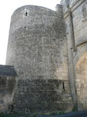 Porte de Ville dite Porte Nouvelle - Français:   Montreuil Bellay - Fortifications - Porte Nouvelle.