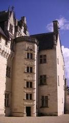 Château - English:   Château de Montsoreau