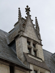 Château - Français:   Château de Montsoreau (Classé Inscrit Inscrit)