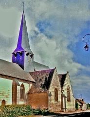 Eglise - Français:   12è 16è siècle