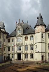 Hôtel de ville - Nederlands: Saumur (Frankrijk): stadhuis