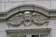 Maison dite des Anges - This image was uploaded as part of Wiki Loves Monuments 2011.