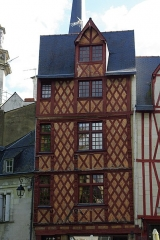 Maison - This image was uploaded as part of Wiki Loves Monuments 2011.