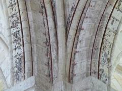 Eglise Notre-Dame de Cunault - Français:   Église Notre-Dame à Cunault (Maine-et-Loire, France).