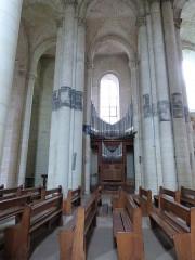 Eglise Notre-Dame de Cunault - Français:   Cunault (Maine-et-Loire, France), église Notre-Dame