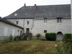 Manoir de la Cour Condé - Français:   Manoir de la Cour Condé (Classé Inscrit)