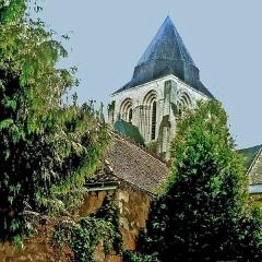 Eglise Saint-Vincent - Français:   11è au 14è siècle