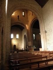 Eglise - Français:   Transept de l\'église Notre-Dame d\'Ambrières-les-Vallées (53).