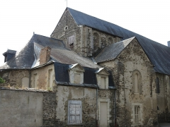 Chapelle du Genneteil - This image was uploaded as part of Wiki Loves Monuments 2012.