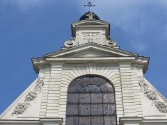 Eglise de la Trinité - This image was uploaded as part of Wiki Loves Monuments 2012.