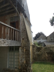 Hôtel dit de Lantivy - This image was uploaded as part of Wiki Loves Monuments 2012.