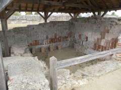 Camp romain (restes) - Archaeological site of Jublains