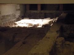 Camp romain (restes) - Thermes de Jublains