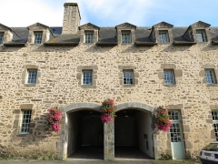 Couvent des Benédictines - This image was uploaded as part of Wiki Loves Monuments 2012.