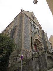 Cathédrale de la Trinité - This image was uploaded as part of Wiki Loves Monuments 2012.