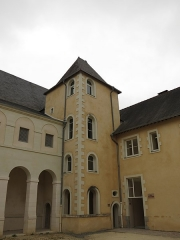 Chapelle du Lycée Ambroise Paré - This image was uploaded as part of Wiki Loves Monuments 2012.