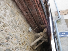 Maison du 16e siècle, dite Maison des Maires - This image was uploaded as part of Wiki Loves Monuments 2012.