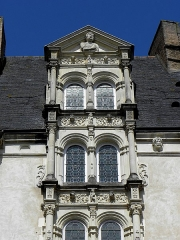 Maison Renaissance dite du Grand-Veneur - Français:   Maison du Grand-Veneur à Laval (53).