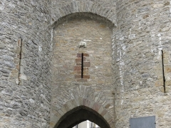 Anciens remparts - This image was uploaded as part of Wiki Loves Monuments 2012.