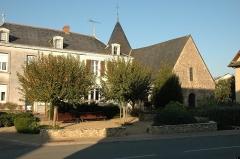 Eglise Saint-Pierre - Français:   Église Saint-Pierre de Saulges