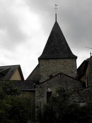 Eglise Saint-Pierre - Français:   Église Saint-Pierre de Saulges (53).