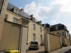 Hôtel dit de Saint-Luc - This image was uploaded as part of Wiki Loves Monuments 2012.