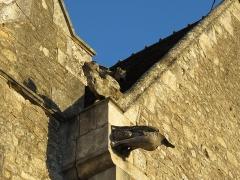 Eglise - Français:   Église