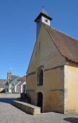 Château - Français:   Chapelle Saint-Lyphard de La Ferté-Bernard - Sarthe