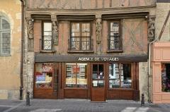 Maison - Français:   Maison 10 rue Carnot, La Ferté-Bernard, Sarthe
