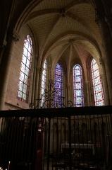 Cathédrale Saint-Julien - Français:   Cathédrale St-Julien du Mans