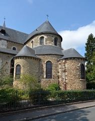 Eglise Notre-Dame-du-Pré - Église Notre-Dame-du-Pré - Le Mans, Sarthe