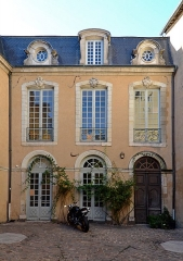 Hôtel Nepveu de Rouillon - Français:   Hôtel Nepveu de Rouillon - Le Mans, Sarthe