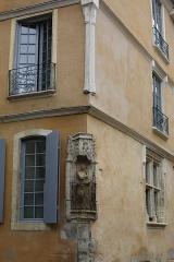 Maison - Français:   Maison, 11 rue du Bouquet au Mans.