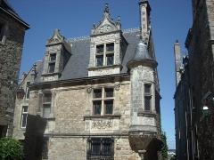Maison Renaissance - Français:   Maison dite de la Tourelle, exemple de l\'architecture de la Renaissance.