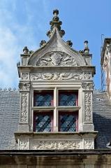 Maison Renaissance - Français:   Maison de la Tourelle - Le Mans, Sarthe
