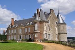 Château - Français:   Château de Montmirail dans la Sarthe