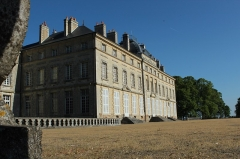 Château de Sourches - This building is indexed in the Base Mérimée, a database of architectural heritage maintained by the French Ministry of Culture,under the reference PA00109961 .