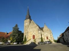 Eglise Saint-Ulphace - Français:   Église