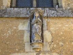 Eglise - Français:   Vierge