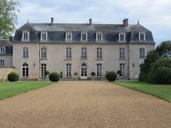 Château de la Groirie - This image was uploaded as part of Wiki Loves Monuments 2012.