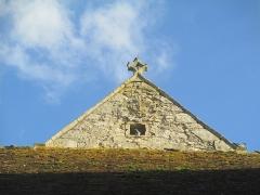 Eglise - Français:   Église Saint-Jean-Baptiste de Vezot, dans la Sarthe.