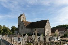 Eglise - Français:   Église Saint-Jean-Baptiste de Vezot.