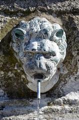 Fontaine Carnot - Français:   Fontaine Carnot - La Ferté-Bernard, Sarthe