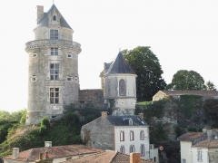 Château - This building is indexed in the Base Mérimée, a database of architectural heritage maintained by the French Ministry of Culture,under the reference PA00110016 .