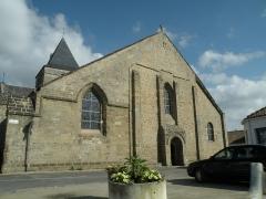 Eglise Saint-Philibert - Français:   Église Saint-Philibert de Beauvoir-sur-Mer.